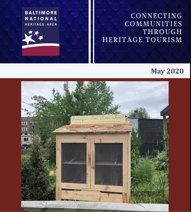 May 2020 Newsletter - Click Image to Access